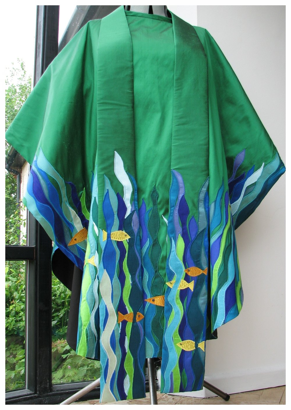 Trinity Chasuble and stole set.