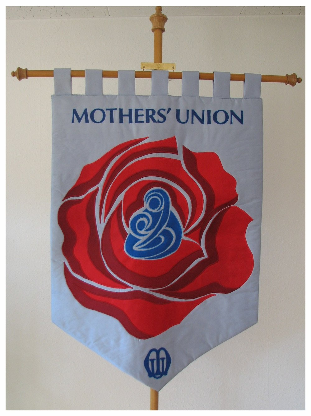 Mothers' Union Banner.