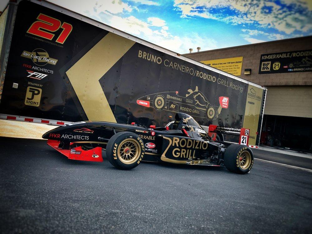 Bruno Carneiro's Formula ProMazda