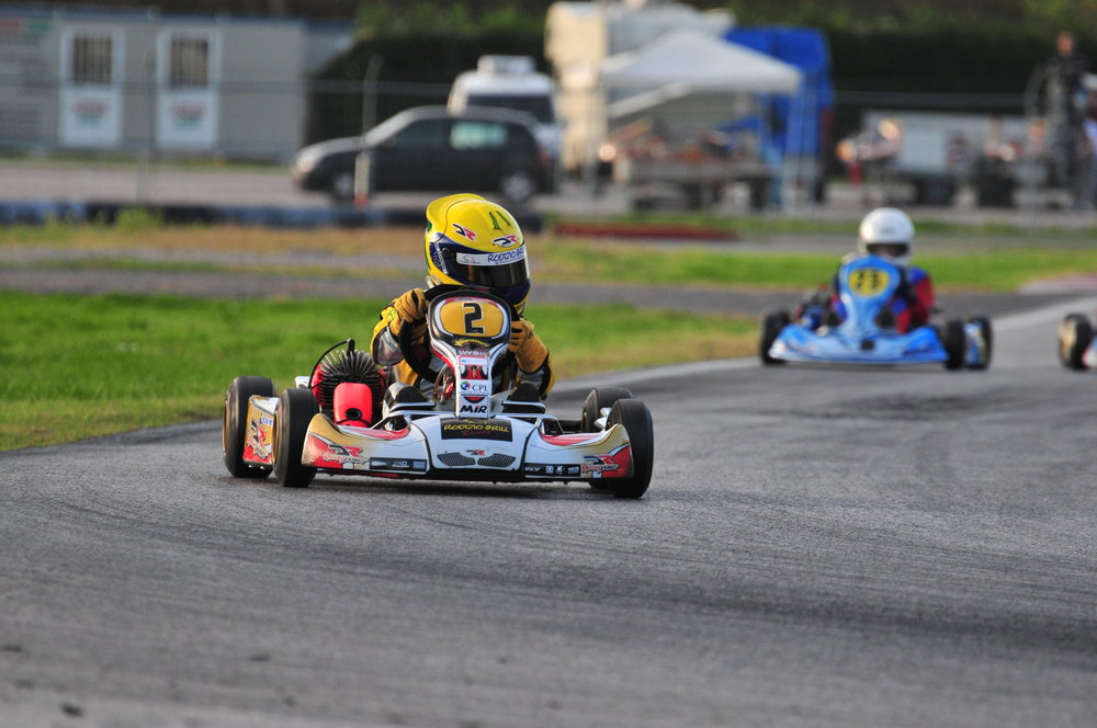 Bruno Carneiro (DR Racing), Sarno Italy 2010