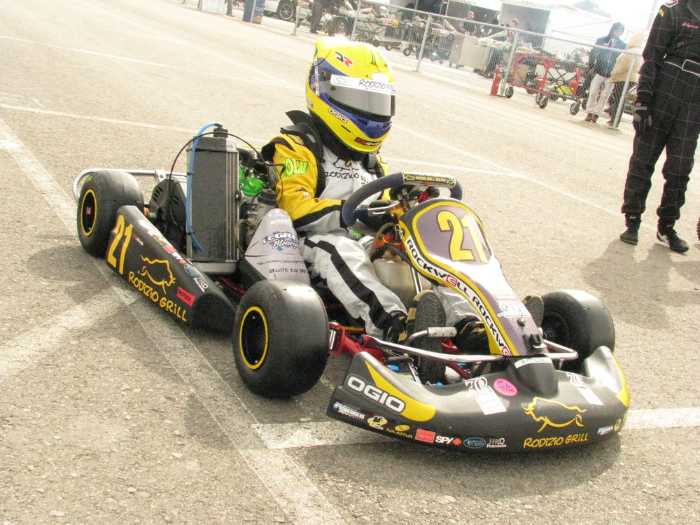Bruno Carneiro, Rota MiniMax 2009