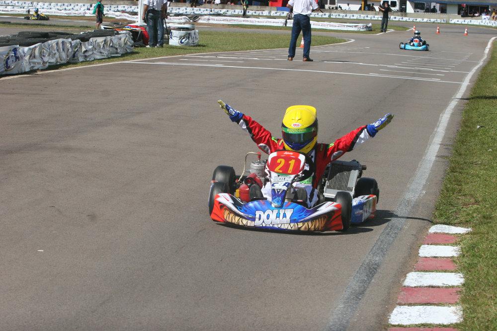 Bruno Carneiro grabs Pole Position at the South Brazilian Championship in Farroupilha, Brazil