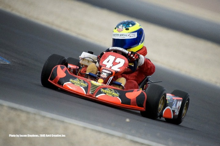 Bruno Carneiro win round 10 of the Utah State Championship at Miller Motorsports Park (Sep.2006)