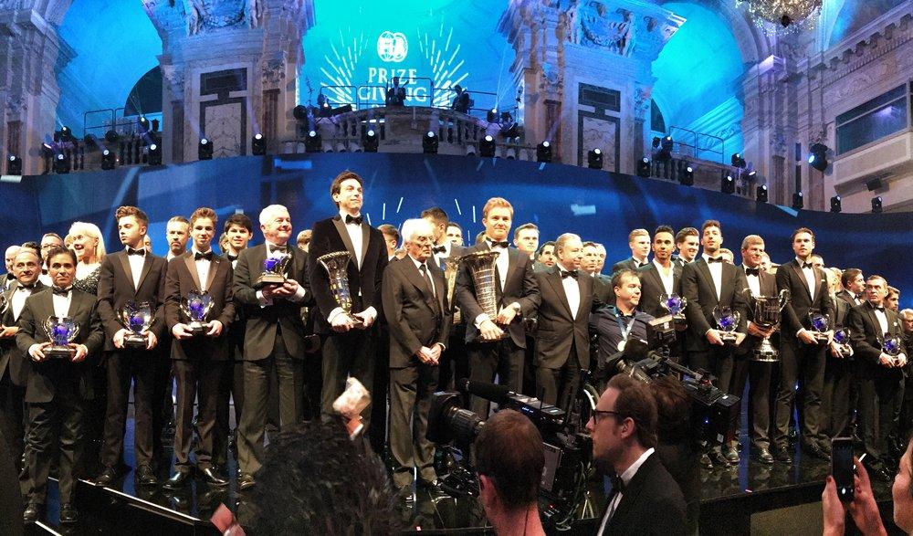 The 2016 FIA Champions