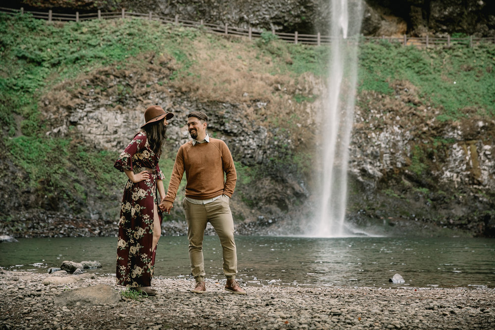 Silver Falls State Park | This Dainty Life
