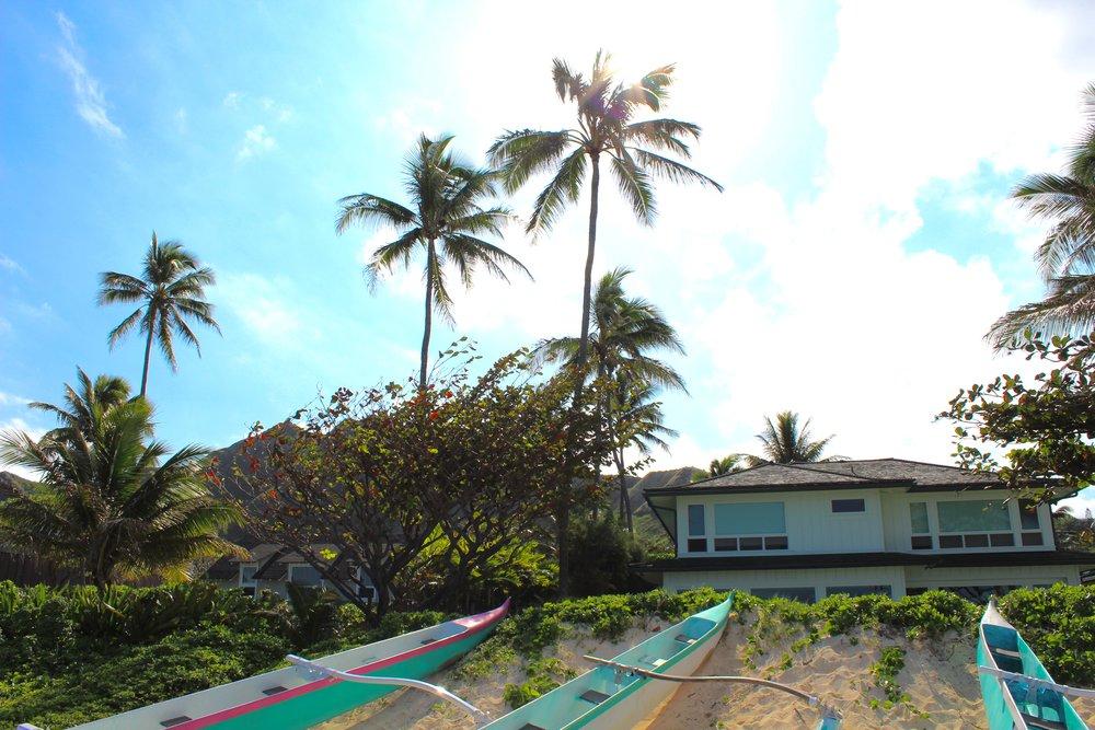 Hawaii Family Vacation 2018   Lanikai, Hawaii