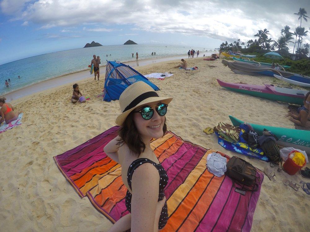 Lanikai Beach   Kailua, Hawaii