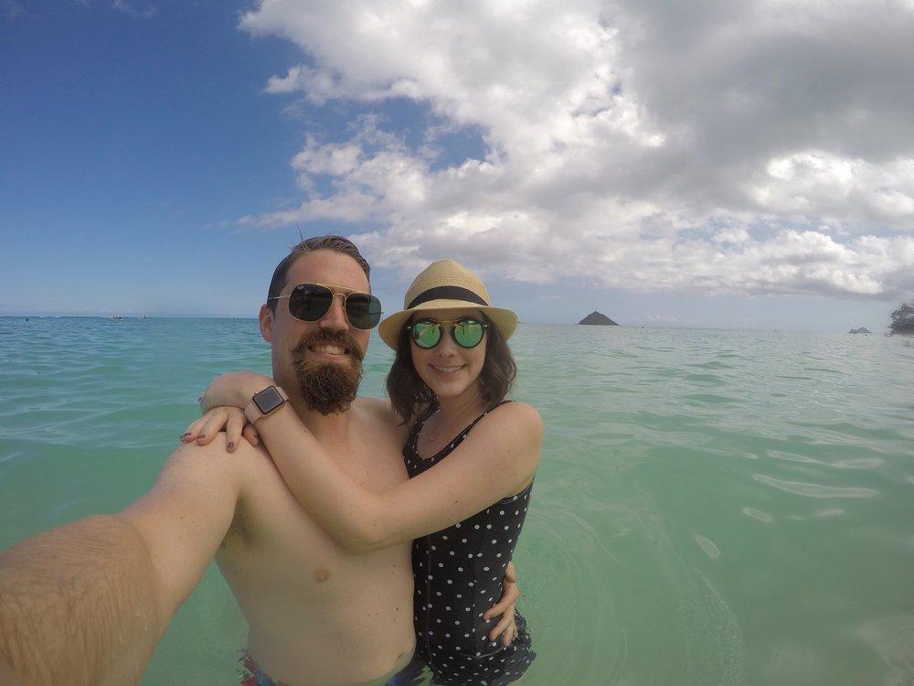 Hawaii Family Vacation 2018   Lanikai Beach   Kailua, Hawaii