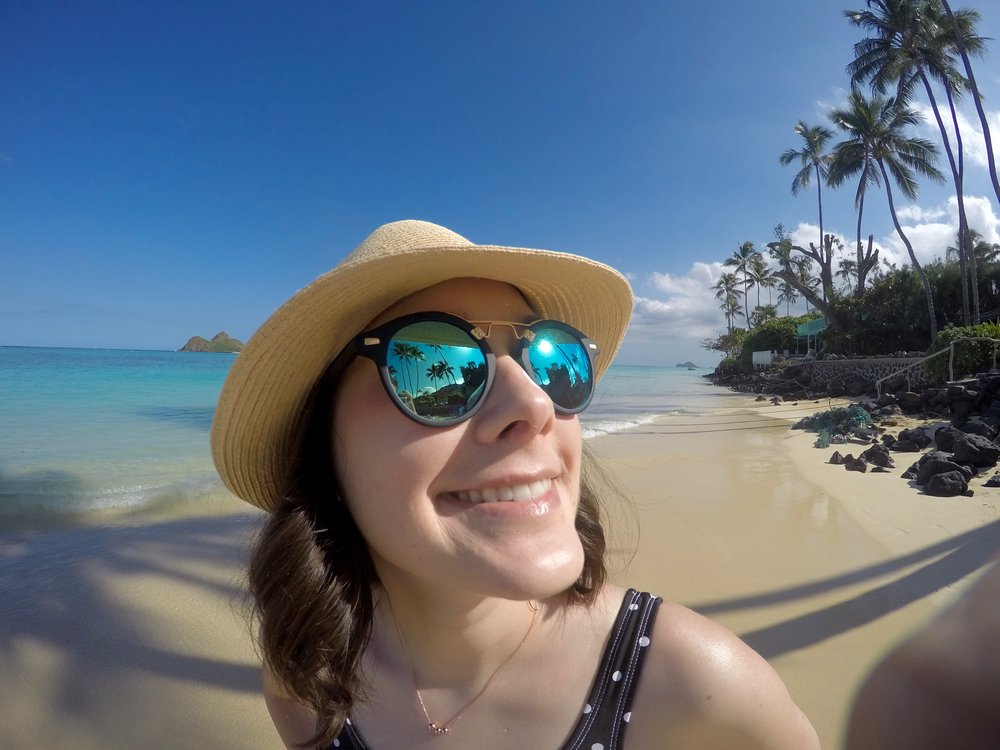 Hawaii Family Vacation 2018   Lanikai Beach