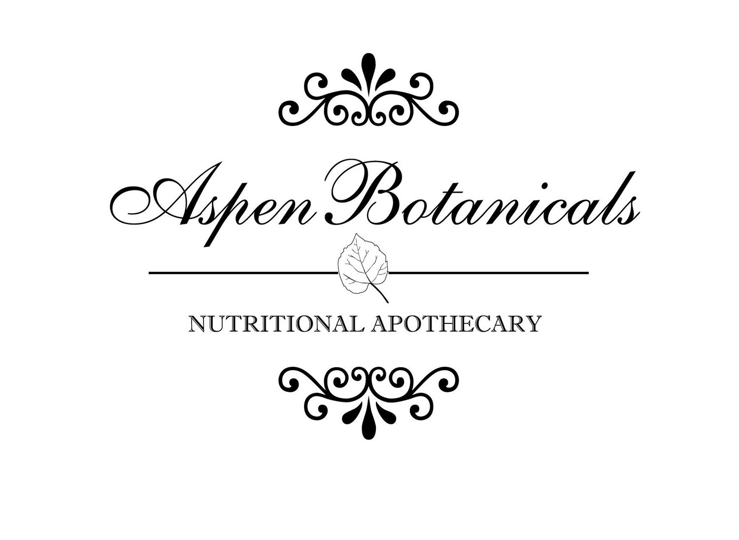 Aspen Botanicals Nutritional Apothecary
