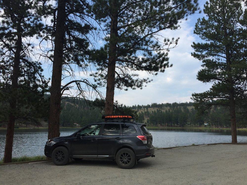 O'Haver Lake Campground