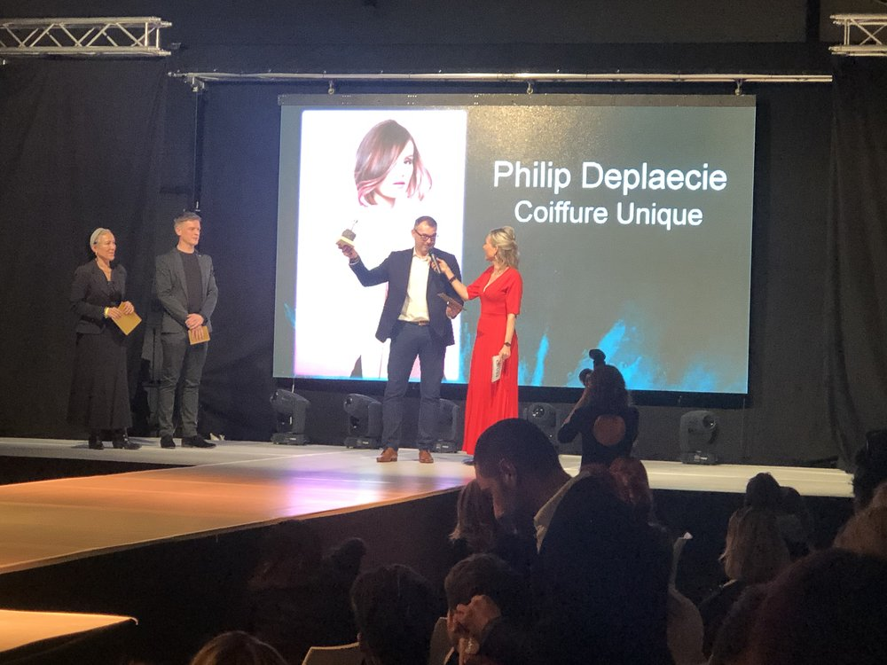 THE HAIRDRESSER OF THE GAMES 2019 - PHILIP DEPLAECIE