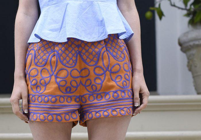 03-HM-embroidered-shorts-orange-purple