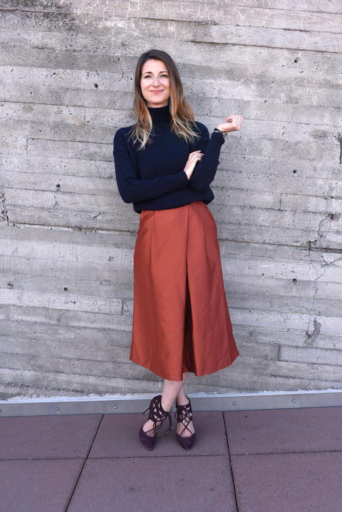 HMOrange-skirt-pants-hmootd-5