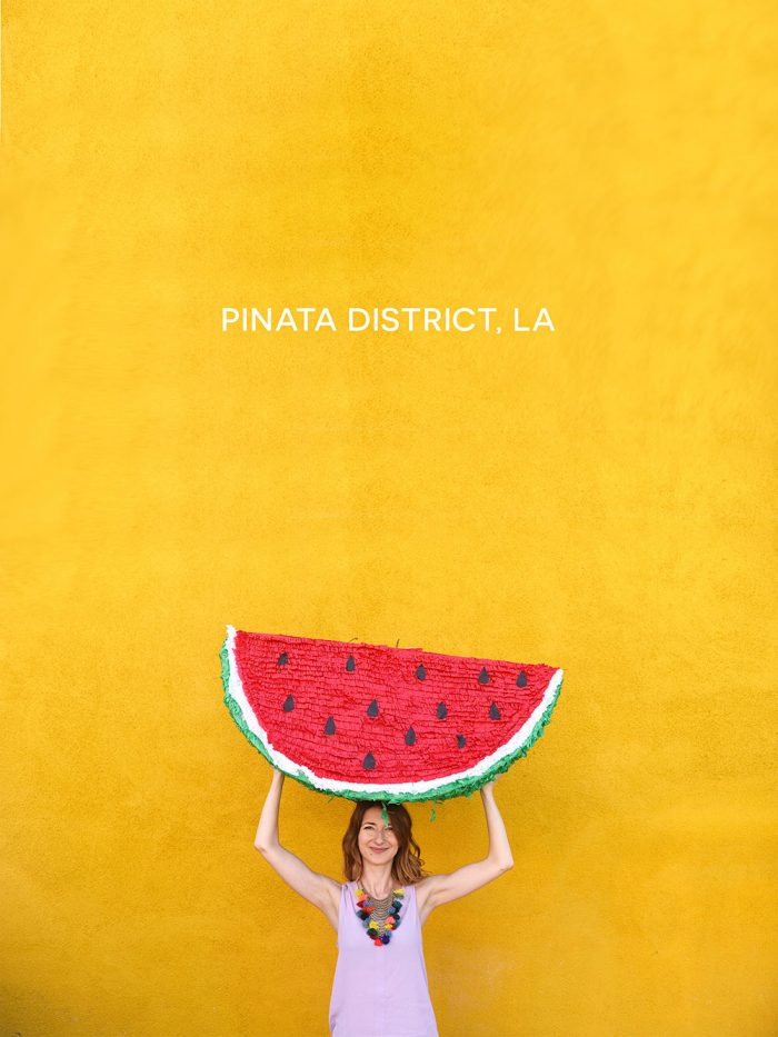 Pinata District Downtown LA (part 1) — zory mory