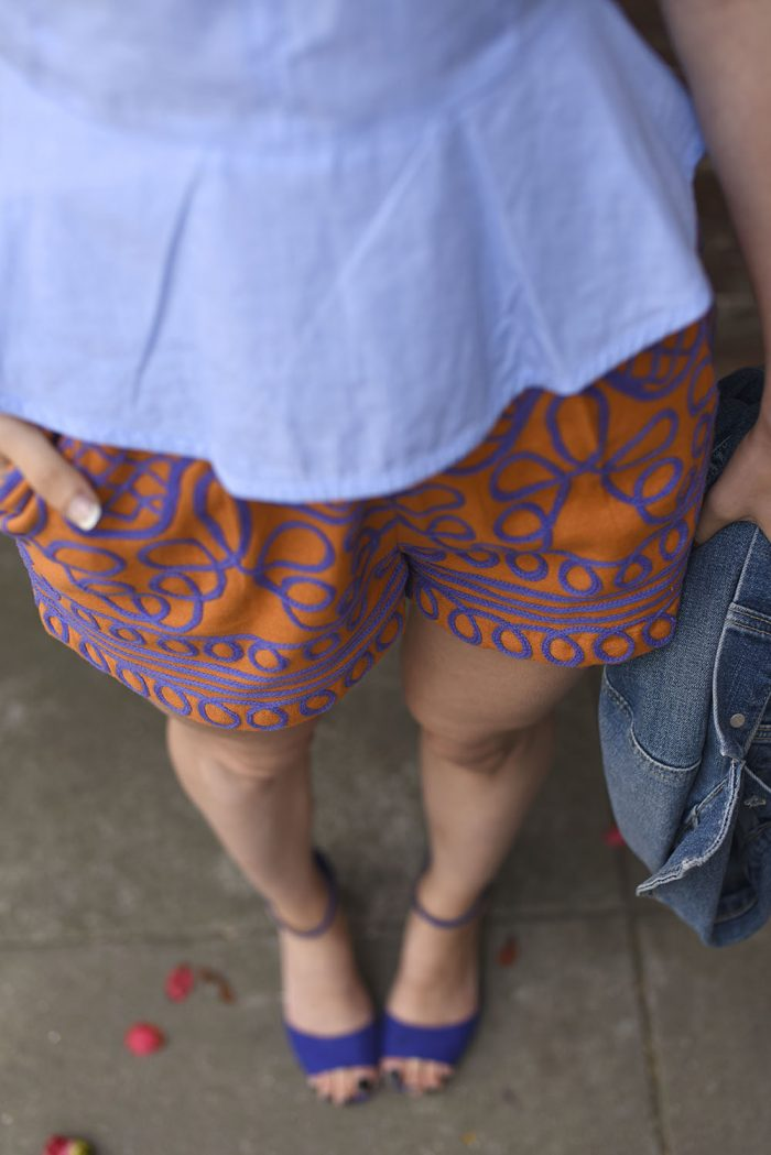 04-HM-embroidered-shorts-orange-purple