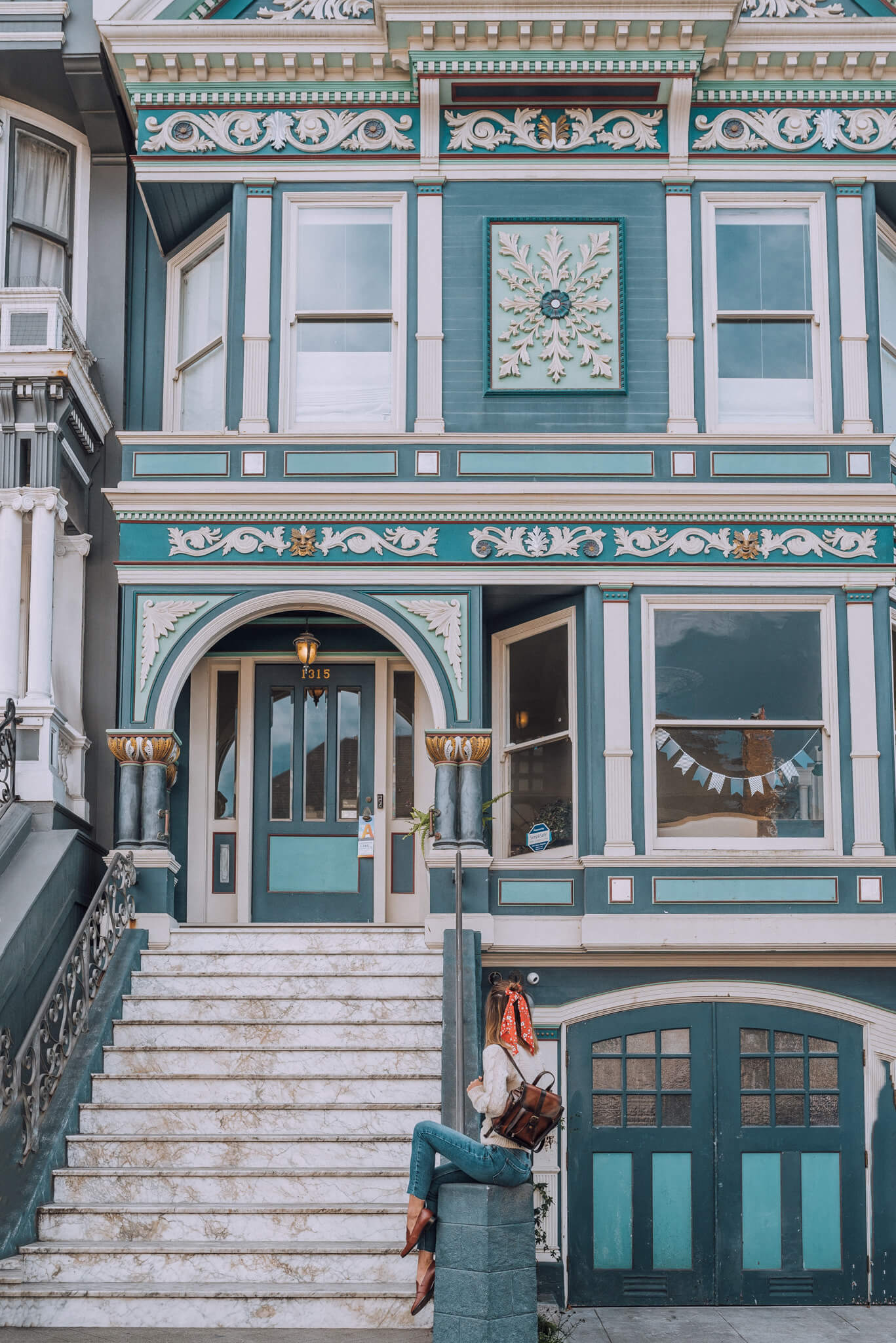 15f3647b7427 A Day Around San Francisco With Patricia Nash s Fall Line — zory mory