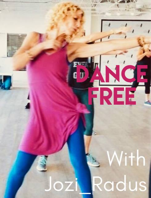 DANCE FREE MONTHLY NEW MOOON WORKSHOP