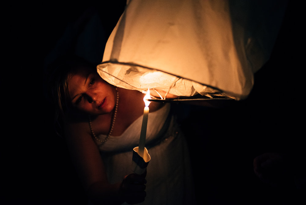 Lighting lantern