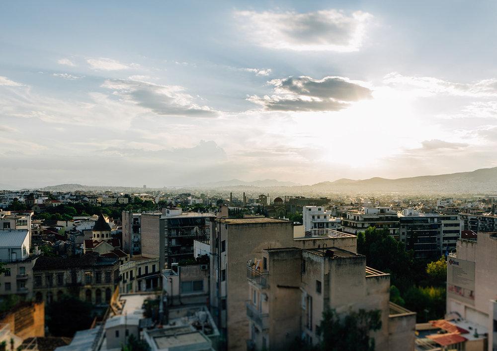 Athens, Greece - D7000