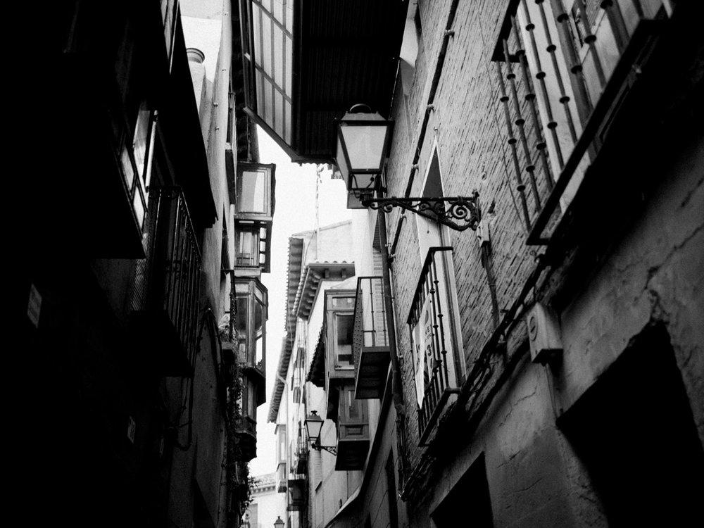 Lost in Toledo