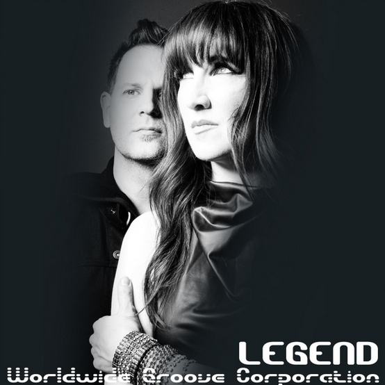 Legend - ALBUM  WORLDWIDE GROOVE CORPORATION