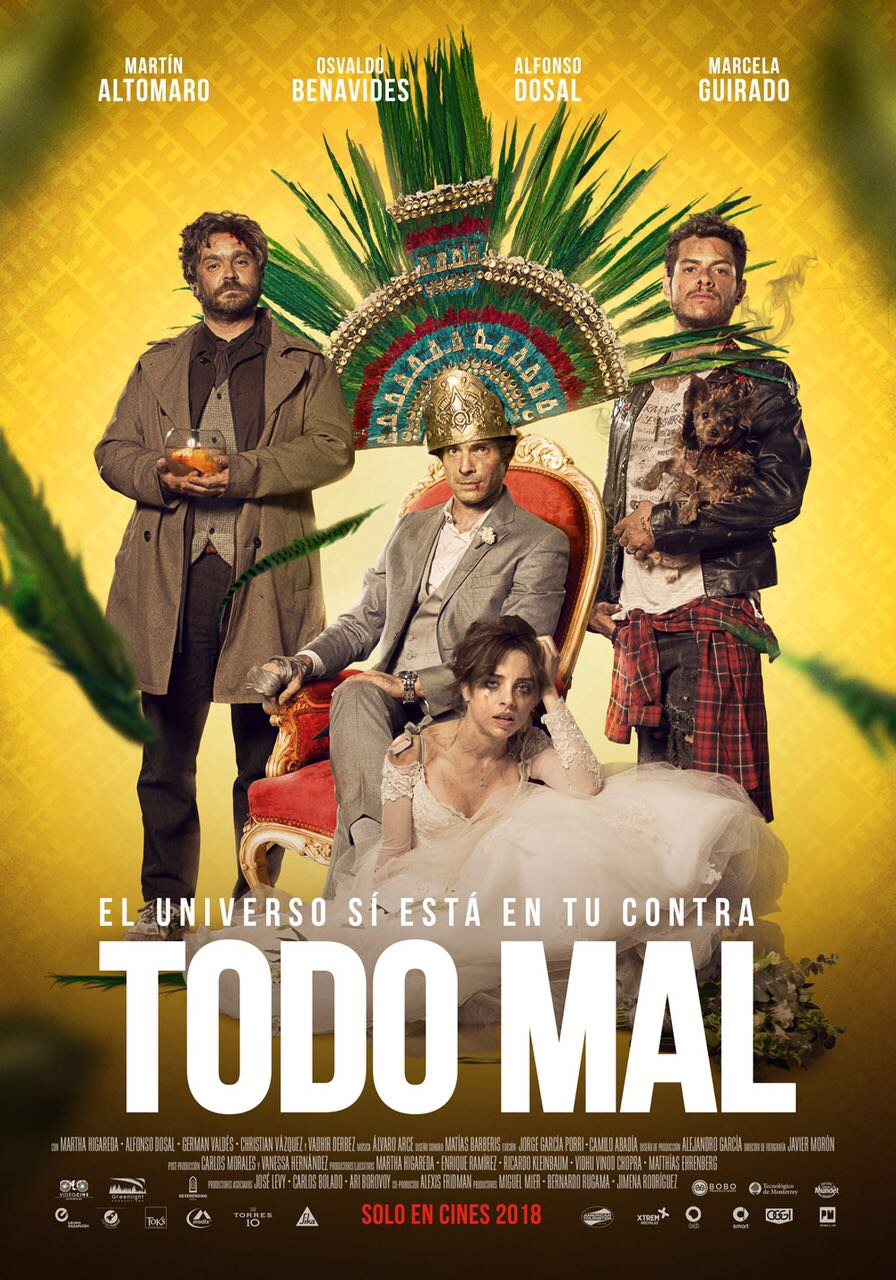 Todo Mal   (2018) Directed by Issa López Music by Andrew Kawczynski