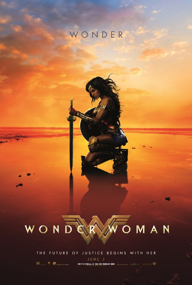 Wonder Woman   (2017) Directed by Patty Jenkins Additional Music by Andrew Kawczynski