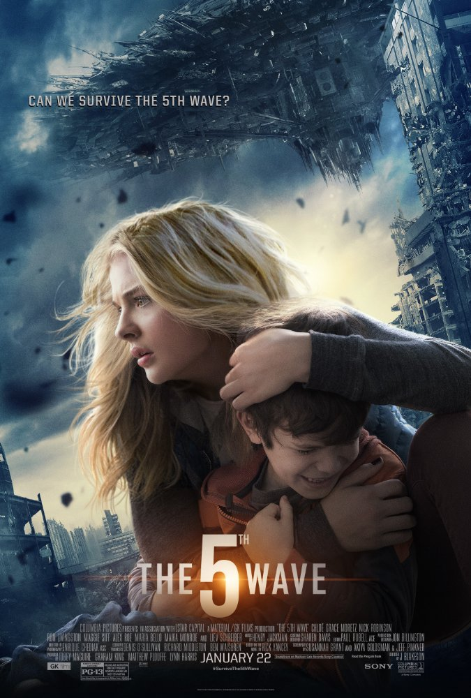The 5th Wave   (2016) Directed by J Blakeson Additional Music by Andrew Kawczynski