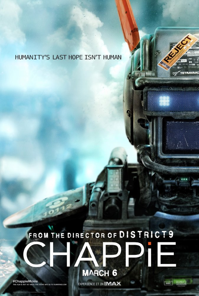 Chappie   (2015) Directed by Neill Blomkamp Additional Music by Andrew Kawczynski