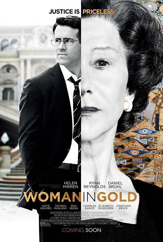 Woman in Gold   (2015) Directed by Simon Curtis Additional Music by Andrew Kawczynski