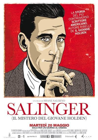 Salinger   (2013) Directed by Shane Salerno Ambient Music Design by Andrew Kawczynski