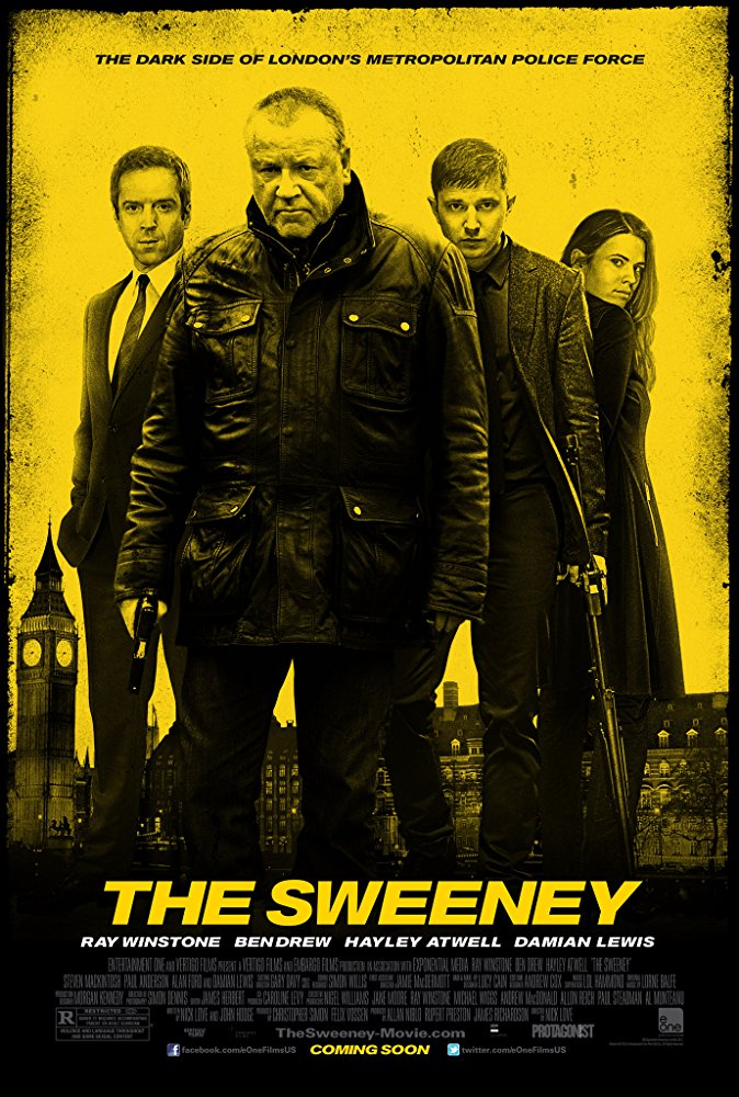 The Sweeney   (2012) Directed by Nick Love Ambient Music Design by Andrew Kawczynski