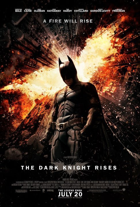 The Dark Knight Rises   (2012) Directed by Christopher Nolan Additional Music by Andrew Kawczynski