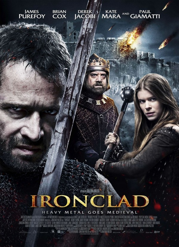 Ironclad   (2011) Directed by Jonathan English Sequencer Programming by Andrew Kawczynski