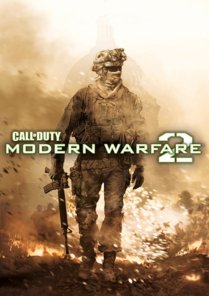 Call of Duty: Modern Warfare 2   (2009) Directed by Jason West Additional Music by Andrew Kawczynski
