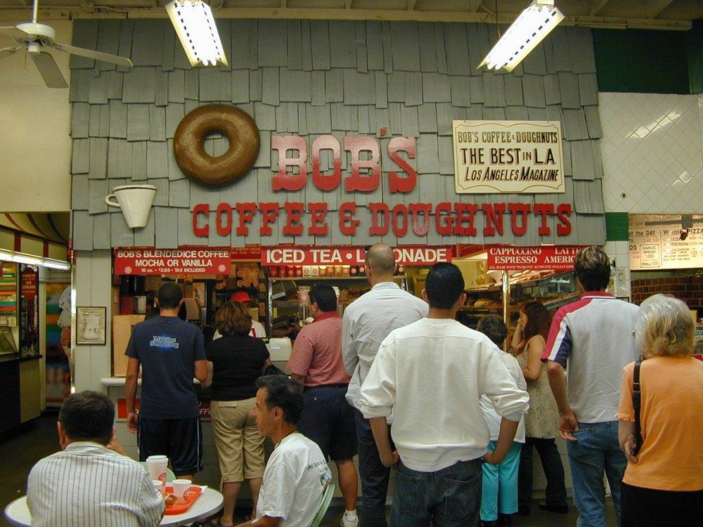 Bob's Coffee & Doughnuts