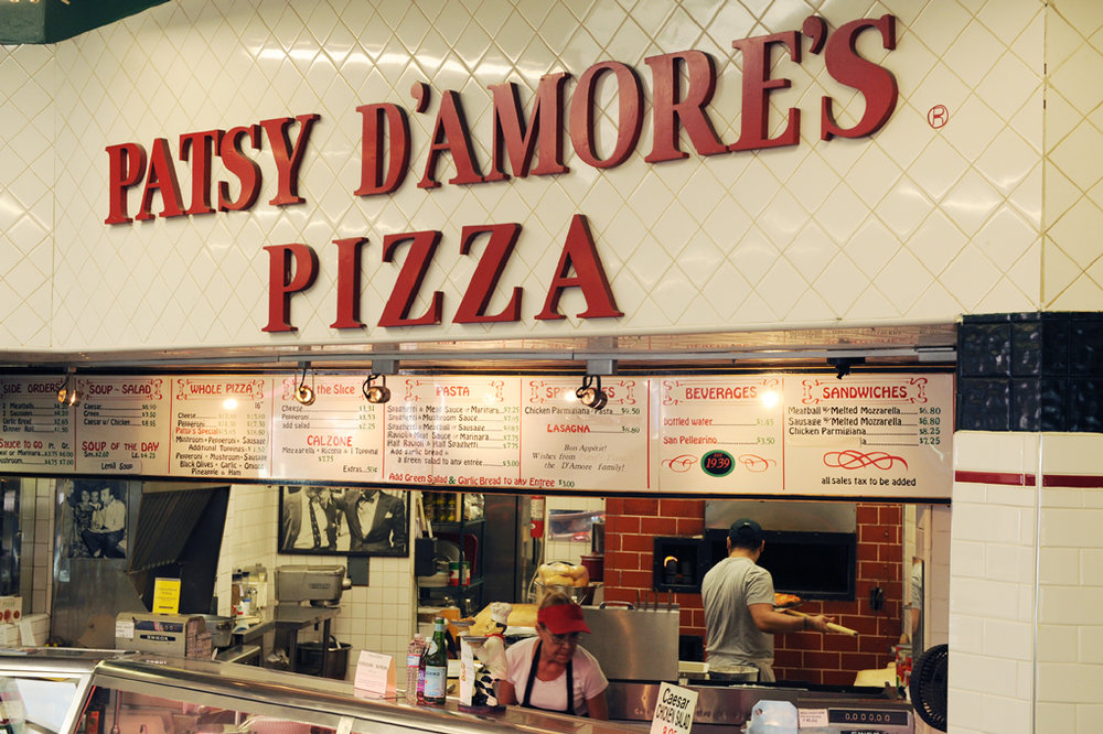 Patsy D'Amore's Pizza