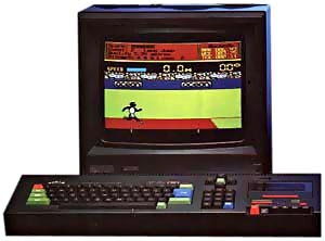 The commodore 64's competitor (we were the odd ones out in our street)