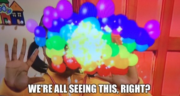 balloon hallucinations
