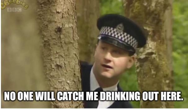 Pc Plum alcoholic?