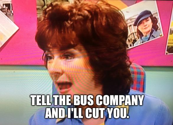 Eadie McCreadie will cut you