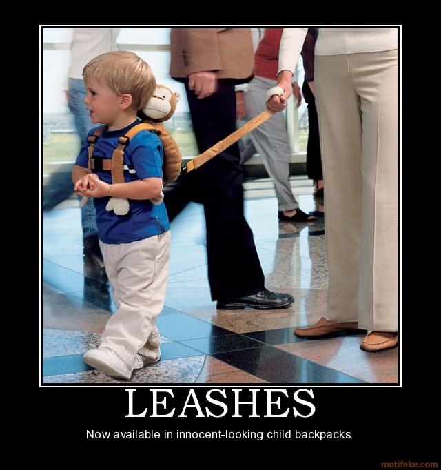 child leash