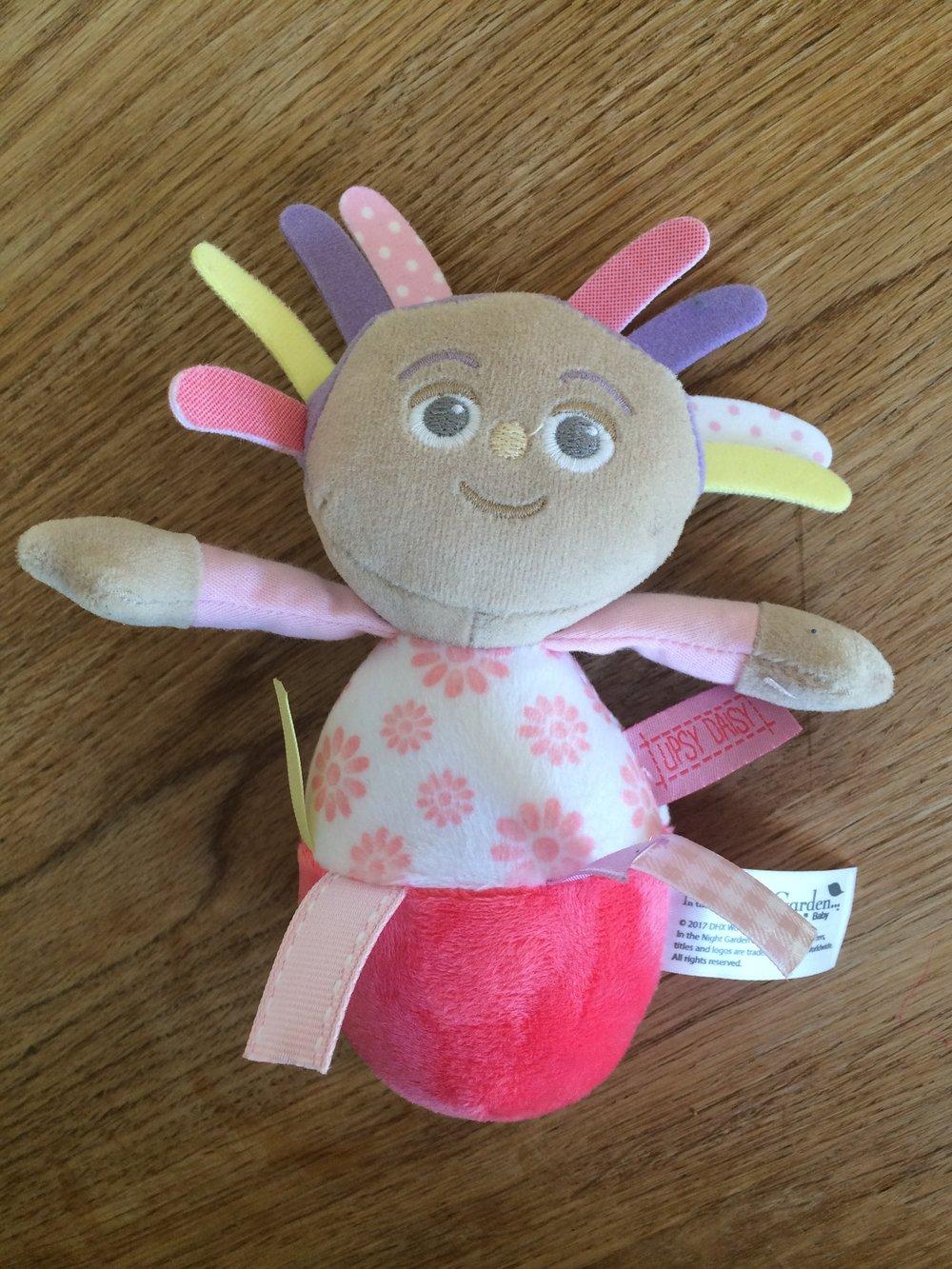 Upsy Daisy Chime toy