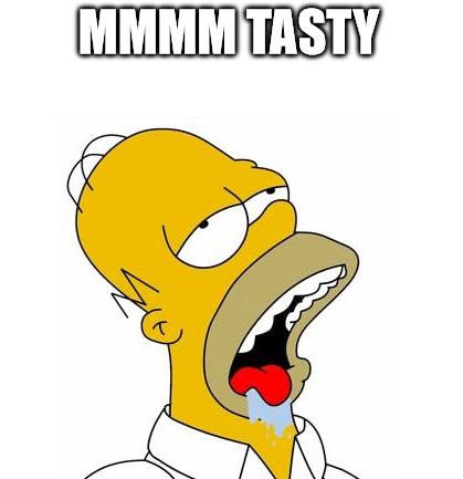 mmmm tasty