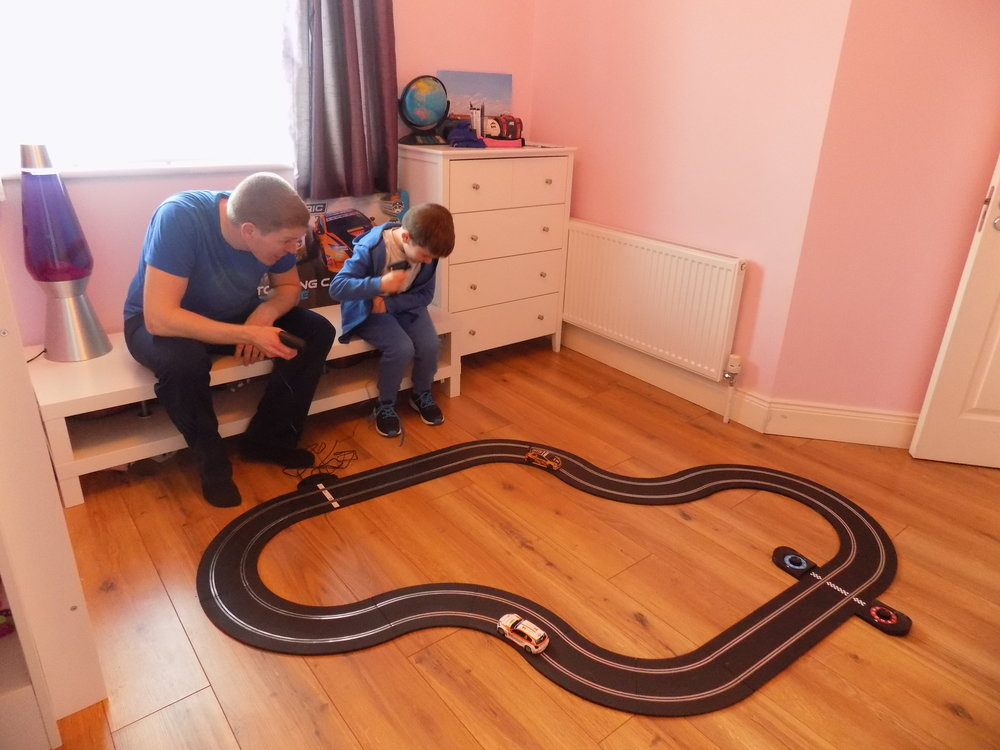 Scalextric touring cars