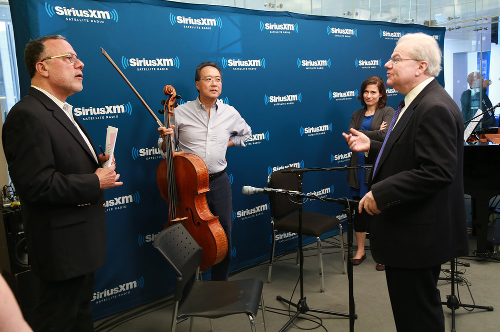 Copy of Yo-Yo Ma, Emanuel Ax and Anna Polonsky