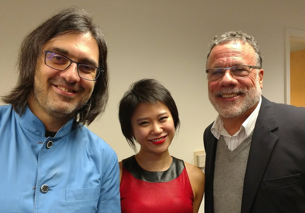 Leonidas Kavakos and Yuja Wang