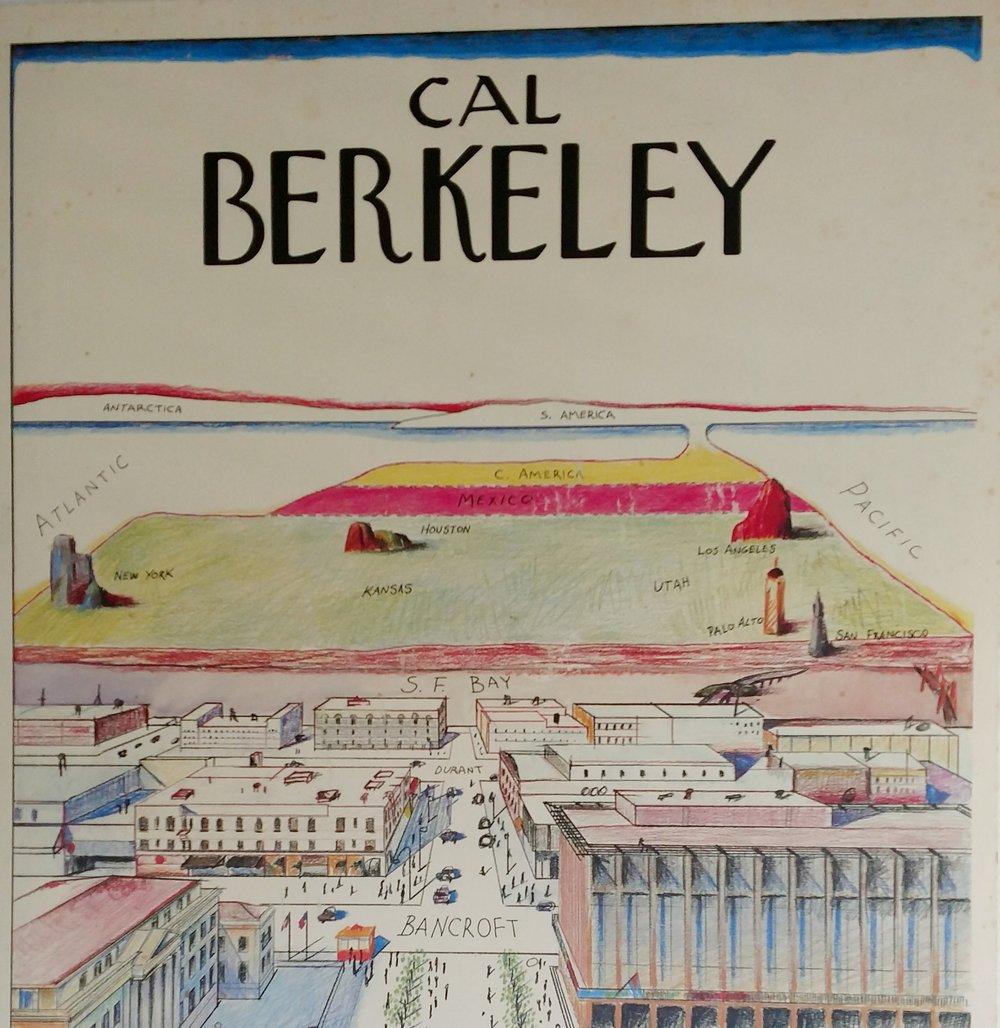 Berkeley poster