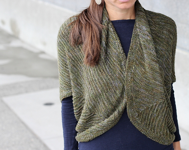 Wychwood Cardigan from Sweaterfreak Knits